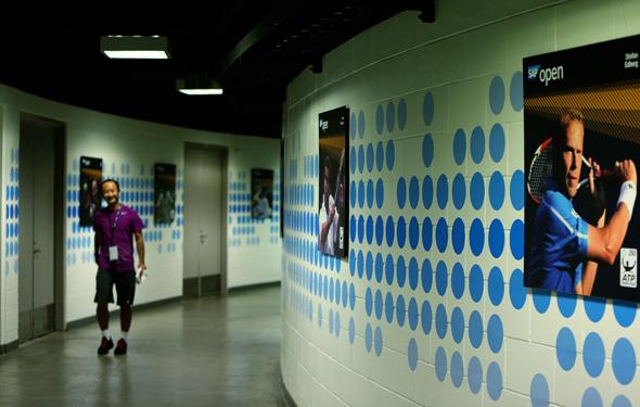 SAP Open hallway