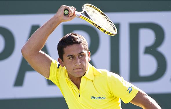 Nico will try & break a 7 match losing streak vs. Nadal.