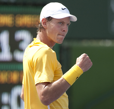Rome: Berdych gets needed win over Djokovic