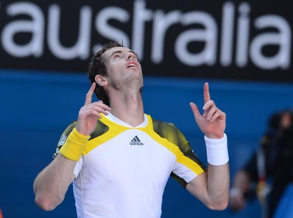 murray aussie open 2013