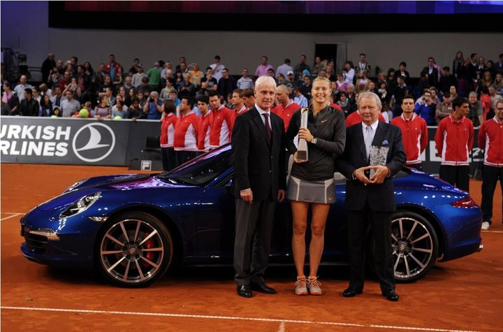 sharapova win stuttgart 13