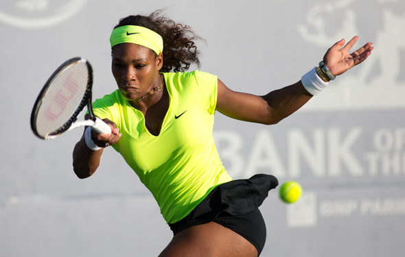 Serena won't play this year, so who will be No. 1?