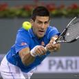Novak Djokovic looks but on track but 'it's a challenge'