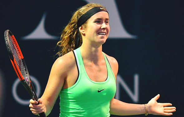 Svitolina wins the WTA Finals, beats Stephens