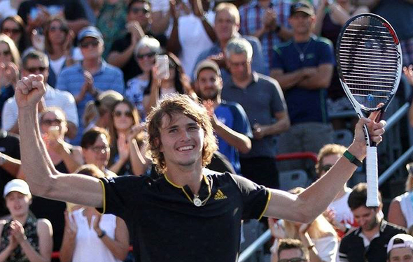 Zverev's Amazing Year Continues in Montreal