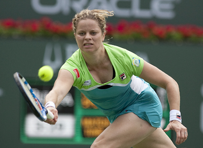 Former No. 1 Kim Clijsters will unretired, again