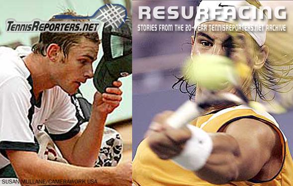 Andy Roddick, Rafael Nadal