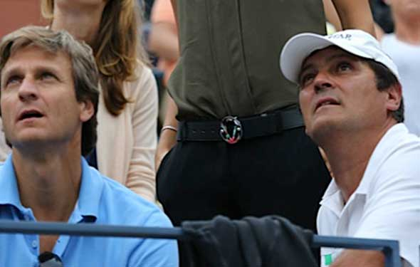 Surprised? Toni Nadal is working with Felix Auger-Aliassime