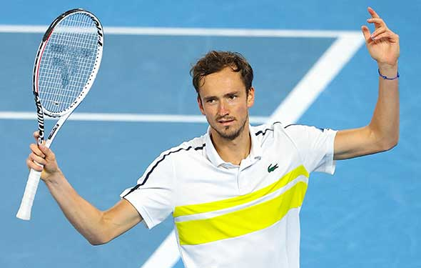 The upstarts: Medvedev and Raducanu win 2021 US Open